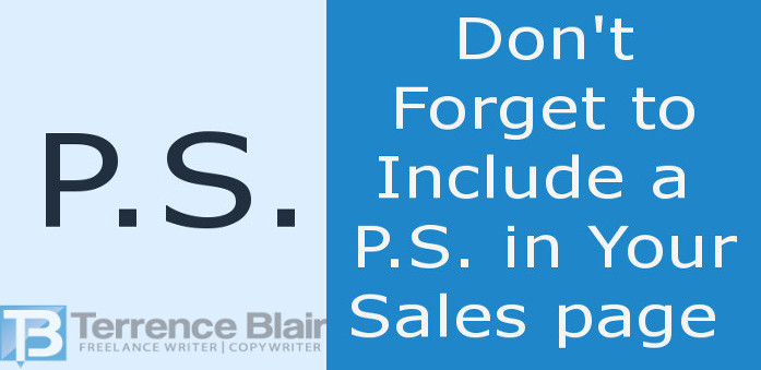 How to Motivate prospects to Buy your Product or Service with Your Sales Page P.S.?